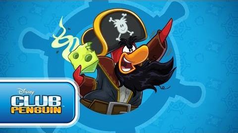 Meet Rockhopper (Animated Short) - Disney Club Penguin