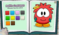 Puffle Costume Catalog