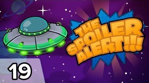 Club Penguin The Spoiler Alert Episode 19 - Futuristic Fashion Faux Pas!