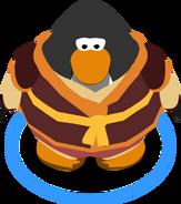 Fire Ninja Gi in-game