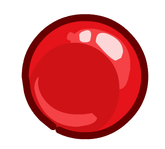 File:Red Nose Transparent.png