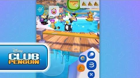 Project Super Secret - October Update Disney Club Penguin