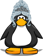 The Snow Princess on Player Card