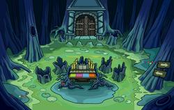 Halloween Party 2010 Dark Swamp