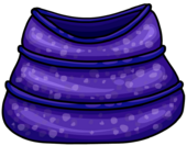 Purple Carapace clothing icon ID 4130