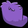Fuzzy Purple Couch sprite 007
