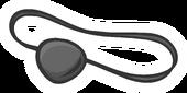 Eye Patch Pin 1