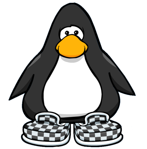 File:Black Checkered Shoes from a Player Card.PNG