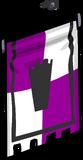 Purple Banner sprite 002
