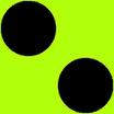 Fabric Dot Acid Grn icon
