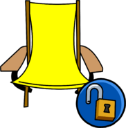 Folding Chair unlockable icon