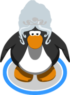 The Snow Princess In-Game
