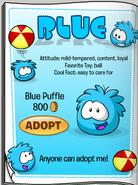 BluePuffleCatalog