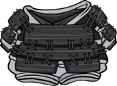 Black Ice Training Plates clothing icon ID 4836