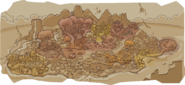 Prehistoric map 2013 plain