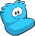 Fuzzy Blue Couch sprite 004