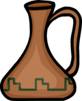 Terracotta Pitcher