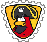 Rockhopper stamp club penguin