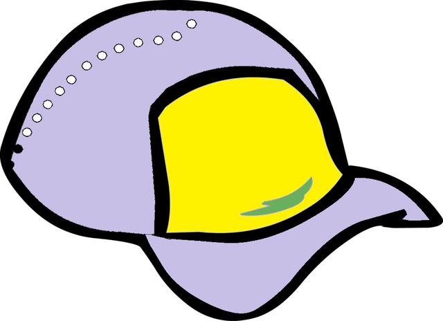 File:Multi-coloured Baseball Cap.png