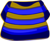 Blueyellowsailorshirt