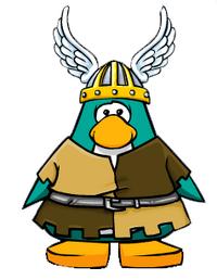 Viking Warrior Soldier