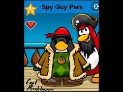 Spy Guy Pers image