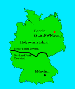 Map of Holyswissia