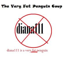The Very Fat Person Coup image