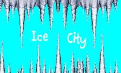 Ice City map