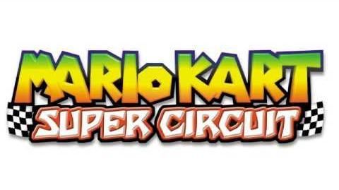 Rainbow Road - Mario Kart Super Circuit Music Extended