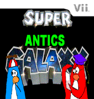 Super Antics Galaxy image