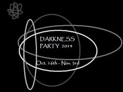 Darkness Party 2014