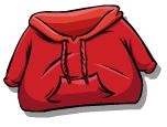 DK Style Red Hoodie