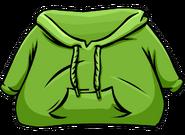 DK Style Green Hoodie