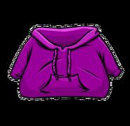 DK Style Purple Hoodie