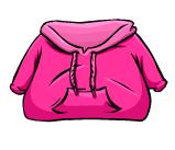 DK Style Pink Hoodie