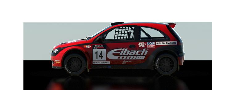 DiRT Rally Opel Corsa Super 1600