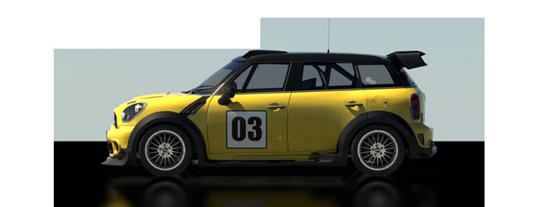 DiRT Rally Mini Countryman