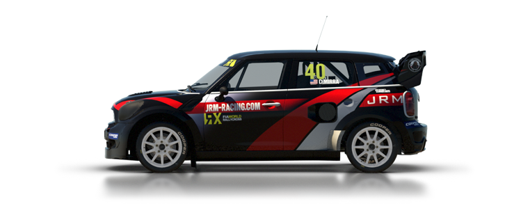 DiRT Rally Mini Countryman Rallycross