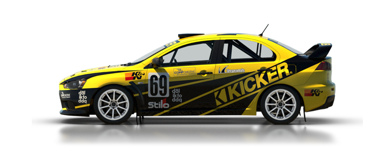 Mitsubishi Lancer Evolution X | Colin McRae Rally and DiRT Wiki | FANDOM powered by Wikia