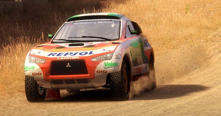 Racing lancer