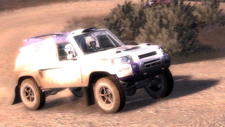 Rally raid uk desert warrior 1