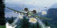 A-10 ground support plane (Tiberian Dawn)