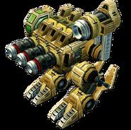 CNC4 Juggernaut Render