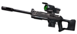 CNCR Sniper Rifle