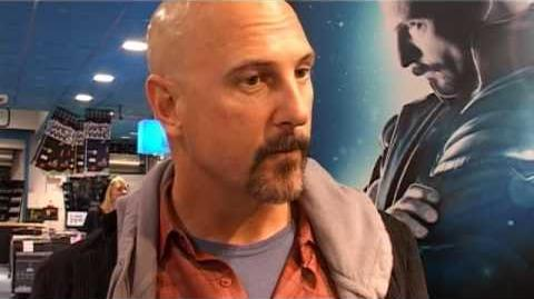 Interview Joe Kucan - Kane from Command & Conquer