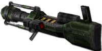 Locust rocket launcher