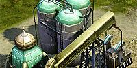 Tech oil derrick (Red Alert 3)