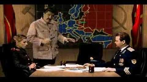 Command & Conquer Red Alert soviet 1