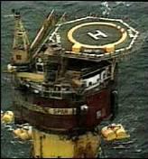 CNCTW Offshore Tiberium Processing Platform 3